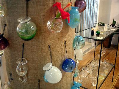 琉球ガラスの可能性を引き出す