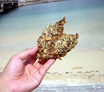 奥武島の天ぷら